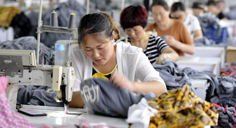 Производство одежды на фабрике в Китае: как настроить работу