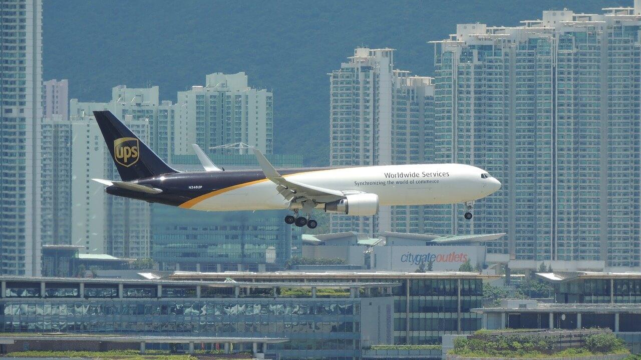 экспресс доставка грузов из Китая самолетом