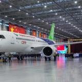 Число авиалайнеров в Китае превысит 10,3 тыс к 2038 году